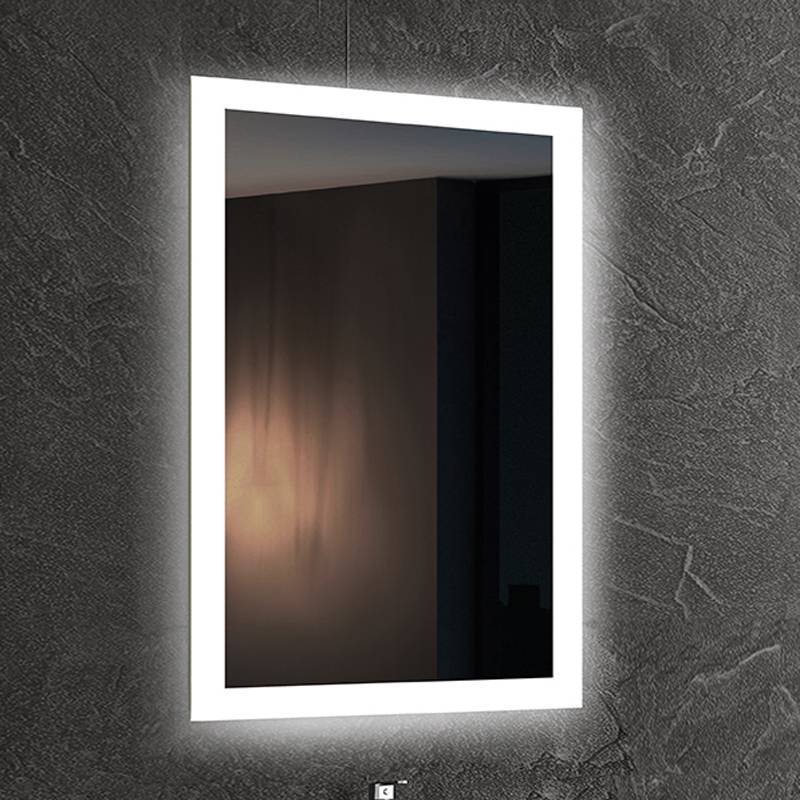 Eu And Usa Luxury Led Lighted Backlit Bathroom Mirror Ene